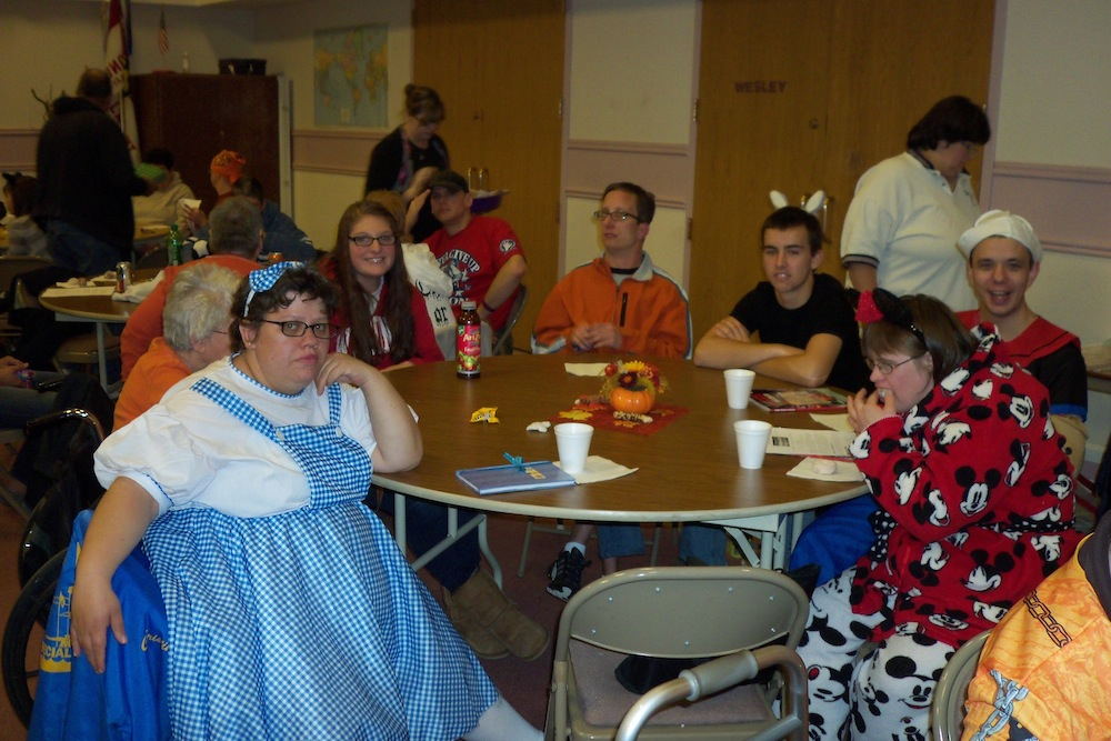Fondy Key Club Halloween Bingo