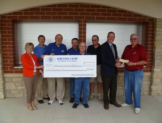Fond du Lac School District Donation