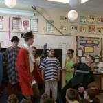 Peter Pan vs Captain Hook